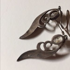 Vintage Jewelry - Vintage 925 earrings