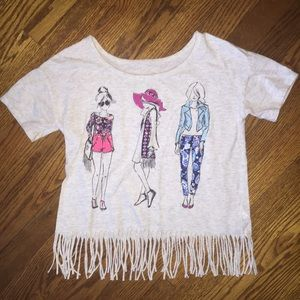 Justice Other - Girls' Justice top...Size 10