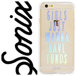 Sonix Girls Just Wanna Have Fund$ Case/iPhone 6