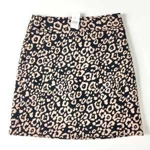 LOFT Dresses & Skirts - LOFT Spotted Skirt