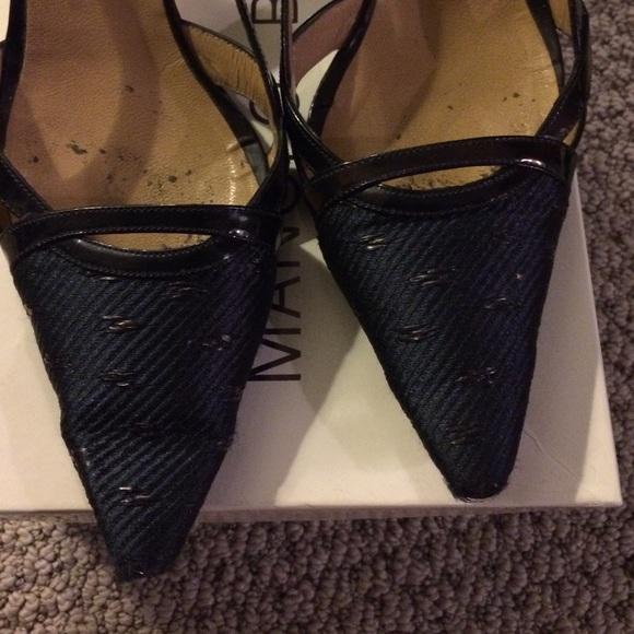Vintage manolo blahnik shoes