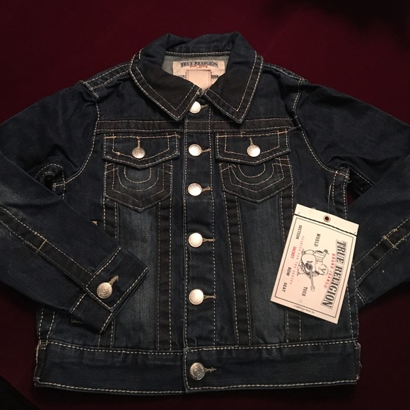 20f1c6a636220 True Religion Jackets & Coats | Boys Kids Denim Jacket | Poshmark