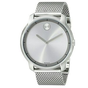 Movado  Other - NWT Movado Men's Stainless Mesh watch
