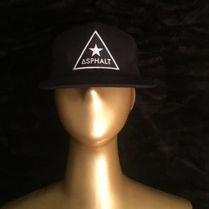 Asphalt Accessories - Kids Asphalt snap back hat