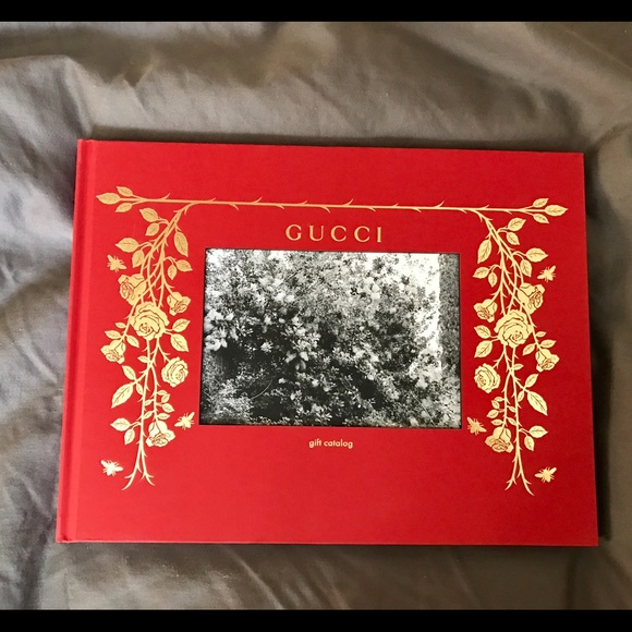 be791ebee6ac Gucci Gift Catalog 2016 2017