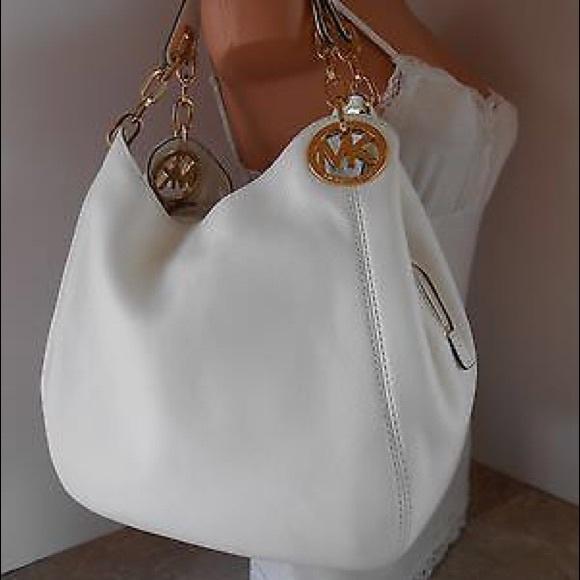 3af6b767056f KORS Michael Kors Bags | New Michael Kors Large Fulton Bag Winter ...