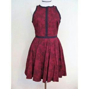 BB Dakota Fit & Flare Dress 4.