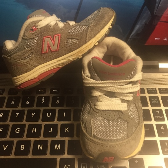 best service 0aace 6ae25 New Balance 990 baby shoes
