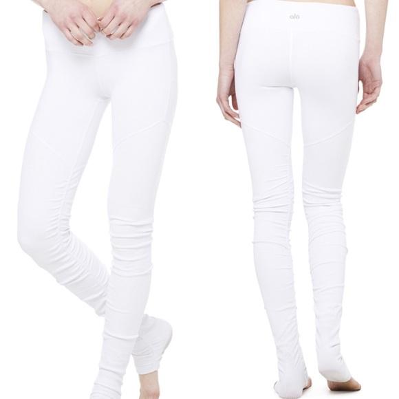 f61a9872ae ALO Yoga Pants | Nwt Goddess 2 Ribbed Leggings | Poshmark