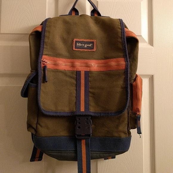 34c76e21faf2 Life is Good Handbags - Life is Good Backpack
