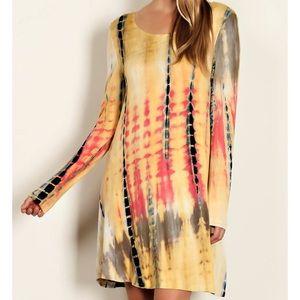 Dresses & Skirts - Tie Dye Bamboo Jersey Knit Dress