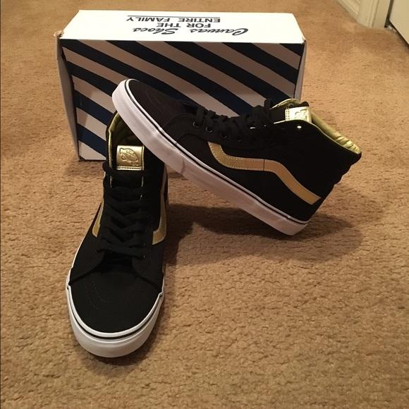 Vans Sk8-Hi Reissue 50th Sneakers VN0004OKJ9A ec7438b4ab