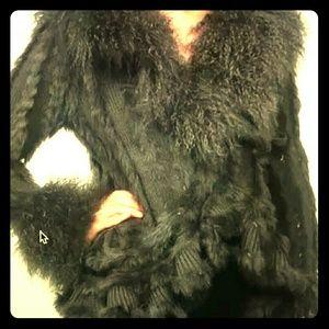 Dolce&Gabbana lamb Wool Jacket Size 42.