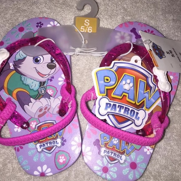 af0a7a9fad102 Nickelodeon Shoes   Paw Patrol Small 56 Toddler Girl Sandals   Poshmark