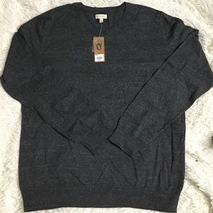 Sonoma Other - NWT Men's grey mix sweater