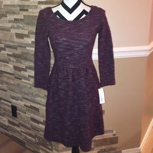 Maison Jules Dresses & Skirts - Wine color dress 🍷