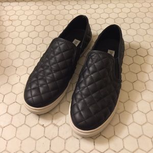 Steve Madden Ecentrcq leather sneakers