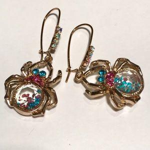 Authentic Betsey Johnson earrings