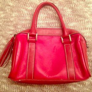Handbags - Red passion mini clutch