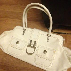 Dior Handbags - Christian Dior Vintage White Handbag