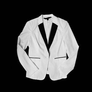 Mossimo Black Jackets & Blazers - Mossimo Women's Blazer White S