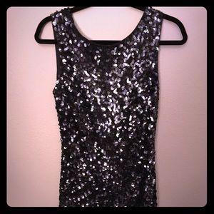 Pisarro Nights Dresses & Skirts - Beautiful sequin dress!!! ❄️❄️❄️