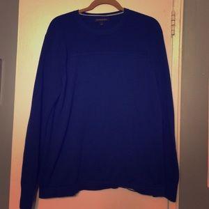 Blue banana republic sweater - never worn!