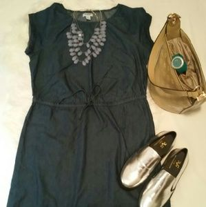 Old Navy soft denim dress