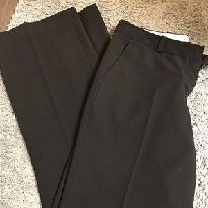 Size 6 black dress pant