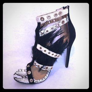 Alba Shoes - ALBA Feather & Flawless Heel
