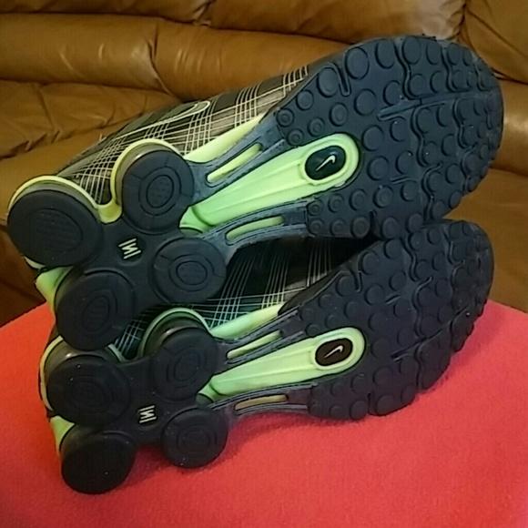 Nike Shox Menns Størrelse 11 5e Sko DGb8vgcL