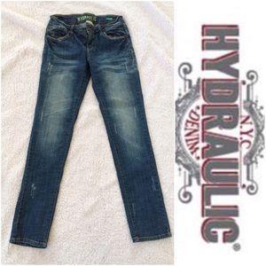 Hydraulic Denim - Hydraulic Extreme Slim Denim Jeans. Size 9/10