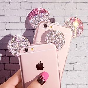 Accessories - ‼️1 HR SALE‼️MickeyMouseSoft TransparentIPhoneCase
