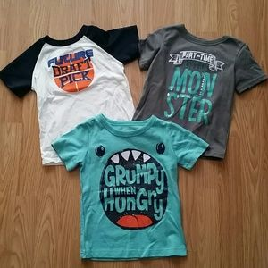 Other - Bundle of toddler shirts