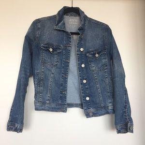 Zara Jean Jacket Size: Medium