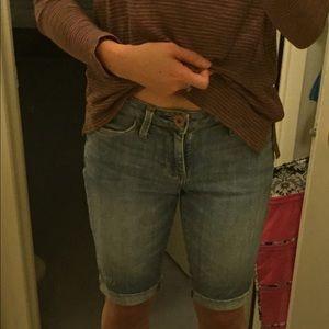 GAP Pants - Gap Bermuda Shorts