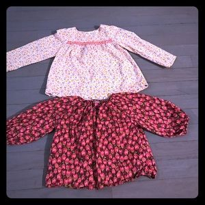 Pink Chicken Other - Bundle Pink Chicken & Boden cotton smock blouses