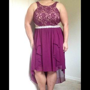City Studio Dresses & Skirts - NWOT Plus Size Junior Prom/Bridesmaid Gown