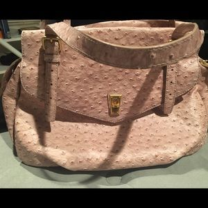 Marc by Marc Jacobs pebbled leather handbag