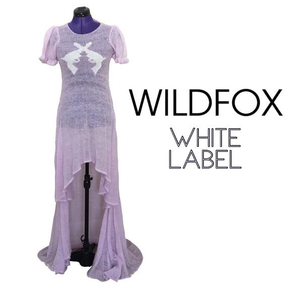 Wildfox White Label Annie Hankshaw Dress