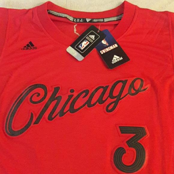 20 off adidas other wade chicago bulls 2016 christmas jersey - Chicago Bulls Christmas Jersey