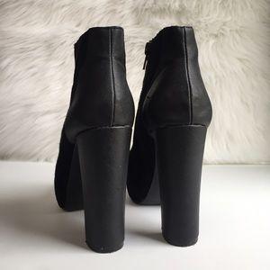 BCBGeneration Shoes - BCBGeneration high heel platform booties; size 5,5