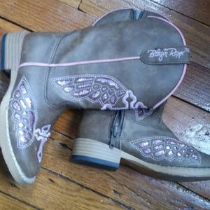 Other - Toddler cowgirl boots for girls