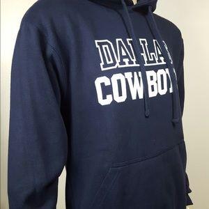 AMS Shirts - NWT Men s Dallas Cowboys Hoodie 20554c8fa