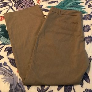 New York & Company Pants - Tan Dress Pants