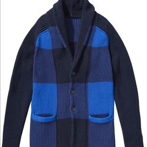 Adam Lippes for Target Sweaters - Oversized Plaid Boyfriend Sweater