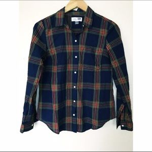 Old Navy Tops - Old Navy Plaid Button Down Shirt