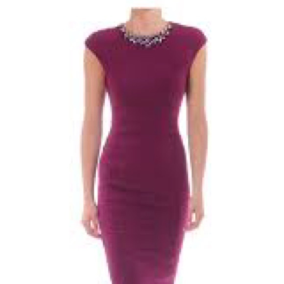 0eeeb37b3 Ted Baker Women s Dardee Embellished Bodycon dress.  M 584c4976c6c795a0b903fd0c