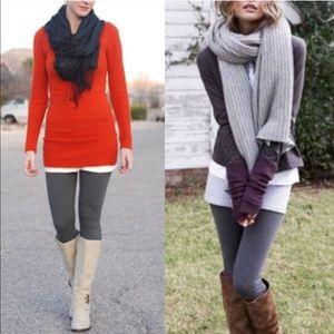 TRINITY tummy control leggings - CHARCOAL