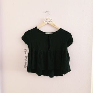 Kimchi Blue Tops - Urban Outfitters babydoll top